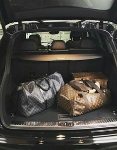 how i want my trunk to look like after a flight