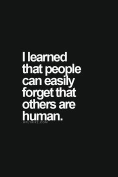 Sadly, true.