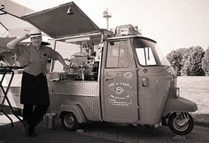 Coffee Machines, Motorcycles and Classic Styling. - Page 2