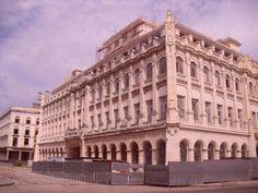 EX PALACIO PRESIDENCIAL, EN RESTAURACION