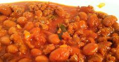 Golosando...serenamente!: Salsiccia e fagioli in umido