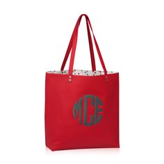 Around Town Tote in Very Cherry Pebble for $78 - This Jewell by Thirty-One bag mixes a casual style with a sophisticated feel. Perfect for work, school or for a busy mom, it looks especially great with personalization. Via @thirtyonegifts