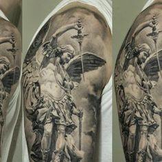 From artist Dmitriy Samohin. - The Tattoo Connection - Google+