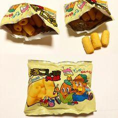 #MOROKOSHIWATAROU  Crujiente ligero y delicioso. Un snack de maíz con forma circular.  Crispy and light and delicious. A round shaped corn snack.  #boxfromjapan #golosinasjapon #cajanoviembre #novemberbox