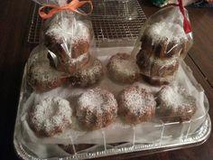 Mini Applesauce Spice Bundt Cakes