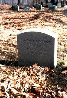 Montgomery Clift's grave at Friends Quaker Cemetery in Brooklyn, NY. His mother was a practicing Quaker and that's why he is buried in this Quaker cemetery.