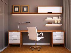 Office, Modern Home Office Ideas Minimalist Design Poster2: Inspiring Home Office Designs Ideas