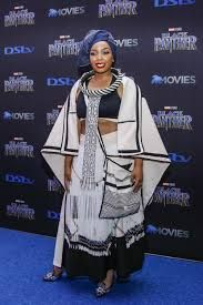 The 10 Black Panther Premiere Looks That Blew Us Away African Fashion Designers, African Men Fashion, Africa Fashion, African Fashion Dresses, African Women, Fashion Outfits, South African Traditional Dresses, Traditional Fashion, Traditional Outfits
