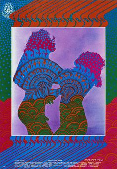 Victor Moscoso - Youngbloods, 1967
