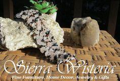 Jewelry that's Handcrafted to Perfection. Sierra Wisteria 530-258-4205 www.sierrawisteria.com/jewelry.htm