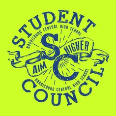 Student Council t shirt design by We Got Spirit Tees | T shirts ...