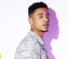 I watch love and hip hop just to see him...them lips though