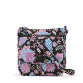 Double Zip Mailbag Crossbody in Alpine Floral | Vera Bradley