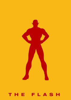 The Flash Silhouette