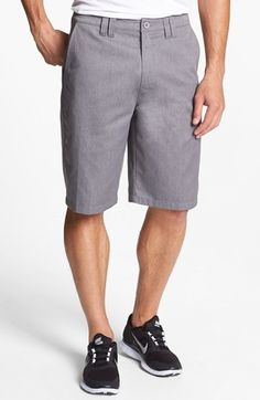 #O'Neill                  #Bottoms                  #O'Neill #'Contact' #Shorts #Heather #Grey          O'Neill 'Contact' Shorts Heather Grey 34                                      http://www.snaproduct.com/product.aspx?PID=5371986