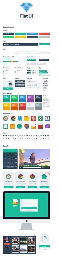 http://designmodo.github.com/Flat-UI/