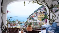 La Costa amalfitana en Italia, nuevo lugar del mundo que sueño conocer.