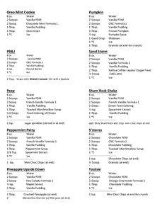 Herbalife Protein, Herbalife Shake Recipes, Herbalife Nutrition, Isagenix, Protein Smoothie Recipes, Smoothie Drinks, Herbal Life Shakes, Gastric Sleeve Diet, Nutrition Club