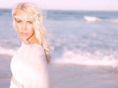 Vintage Beach Wedding Inspiration