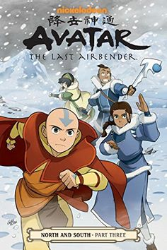 Avatar: The Last Airbender--North and South Part Three by... https://www.amazon.com/dp/1506701302/ref=cm_sw_r_pi_dp_x_Kij1ybFAQX9WP