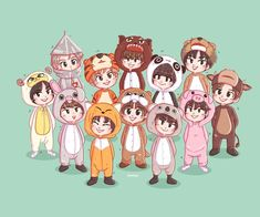 You Are My Treasure, Treasure Maps, Treasure Boxes, Cute Cartoon, Cartoon Art, Anime Chibi, Anime Art, Flower Iphone Wallpaper, Family Logo