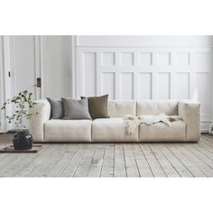 canapé,banquette,hay,gris,design, mags sofa, composition mags, canapé mags hay, soft