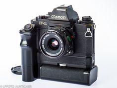 Foto Canon, Reflex Camera, Classic Camera, Camera Equipment, Canon Lens, Photography Camera, Vintage Cameras, F 1, Focal Length