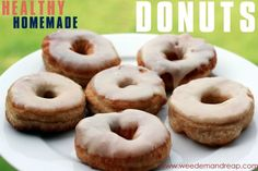 You can never have too many donut recipes, am I right? Even though I already have an amazingnaturalsourdough yeast donut recipe. (Yes, they're amazing, in case you were wondering.), I've decided what this blog needs is another great donut recipe. One for those who don't happen to have a sourdough starter growing in their …