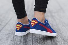 "Puma Suede ""Superman"""