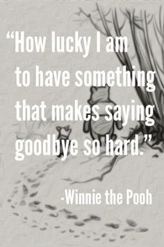 Quotes about Missing : Pooh Bear #Etsy #Dana