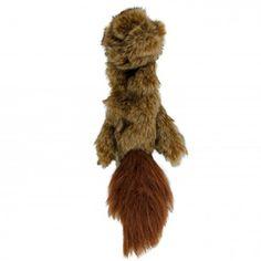 Brinquedo para Cães Pele de Marmota Stuffingless Marmot Pelt Afp - MeuAmigoPet.com.br #petshop #cachorro #cão #meuamigopet