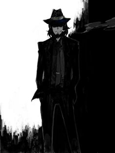 jigen#lupin the 3rd