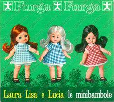 bambola mini-furga lola - Cerca con Google