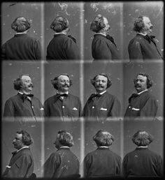 Gaspard-Félix Tournachon, dit Nadar (1820-1910) par lui-même. L'un des artisans du développement de l'usage et de la diffusion de la Photographie en France au XIXe siècle.