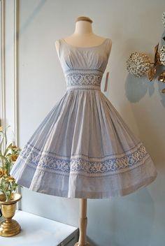 Vintage 1950's Kamehameha Hawaiian Cotton Halter Dress | Day ...