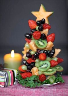 Lots Of Really Cute And Easy Christmas Breakfast Ideas!! - Click for More...