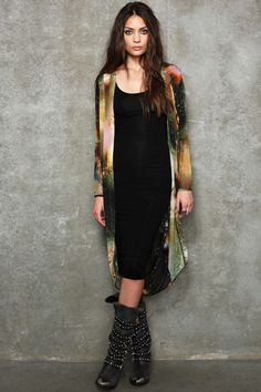 Evil Twin Outer Limits Mesh Cape at Urban Outfitters