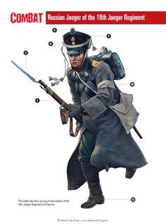 French Guardsman vs Russian Jaeger. (1)