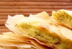 Kapros-túrós rétes Strudel, Mashed Potatoes, Cauliflower, Vitamins, Protein, Cooking Recipes, Vegetables, Eat, Ethnic Recipes