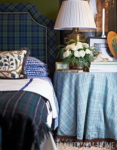 Holiday Decorating tips from Designer Scot Meacham Wood | Traditional Home