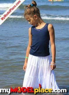 New model portfolio added by child model Eva at ...