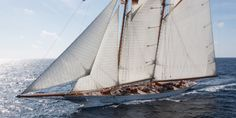 The Privileged World Of Classic Yacht Ownership Arrives In Palma – The Islander