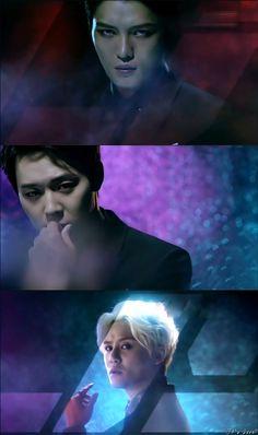 JYJ - My bias boy group!