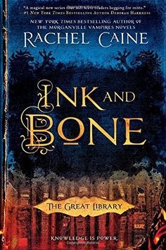 Ink and Bone (The Great Library) by Rachel Caine https://www.amazon.com/dp/0451473132/ref=cm_sw_r_pi_dp_x_dsx7xbK5FVXCP