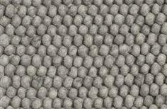 HAY Peas wool rug.
