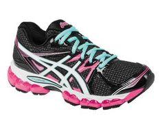 Women s GEL-Evate 2. Running AccessoriesBlack White PinkAsics WomenHow To  Run LongerRunning WomenAthletic ShoesRunning ... 9d7dffb8ca6cf