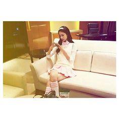 Yoona IG Update.. @yoona__lim -  오랜만에 교복스타일🎀  #충칭重庆 #상해上海   투어도 화이팅🍫🍫  #융스타그램  .  .  #snsd #sone #girlsgeneration #_snsd_girlsgeneration  #tiffany  #soneshidae #kpop #taeyeon #sooyoung #hyoyeon #yuri #sunny #seohyun #yoona #ootd #outfitoftheday #lookoftheday #fashion #style #love #beautiful #flower #followforfollow #like4like