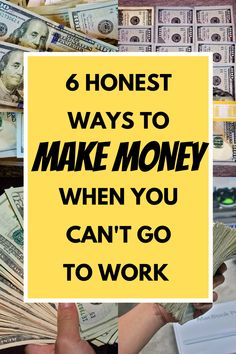 Make Money Fast Online, Ways To Earn Money, Earn Money From Home, Money Saving Tips, Way To Make Money, How To Make, Make Money From Pinterest, Legit Work From Home, Job Info