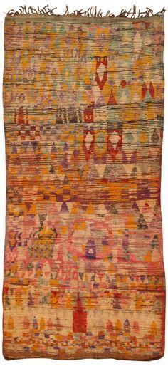 "patternbase: "" Moroccan rug """