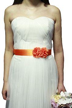 Lemandy Handmade Bridal Dress Sash Two Flowers Belt For W... https://www.amazon.co.uk/dp/B01LZFWHDE/ref=cm_sw_r_pi_dp_x_Ir4ryb3DZ24PZ
